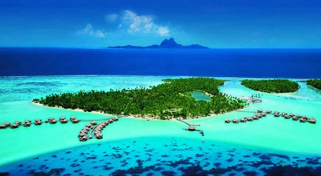 Geografía Pregunta Trivia: ¿En qué océano se encuentra la isla Bora Bora?
