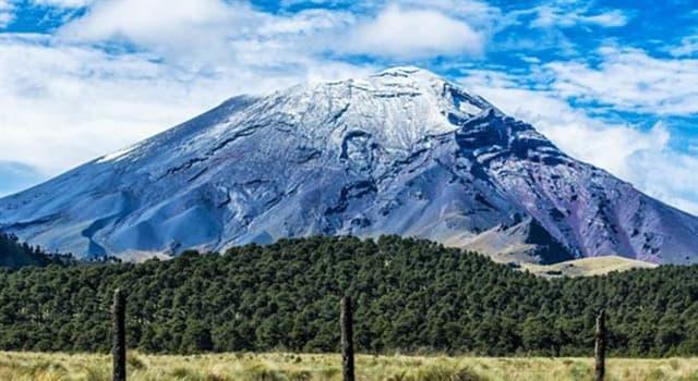 Naturaleza Pregunta Trivia: ¿En qué país se encuentra el Parque Nacional Itza-Popo Zoquiapán?