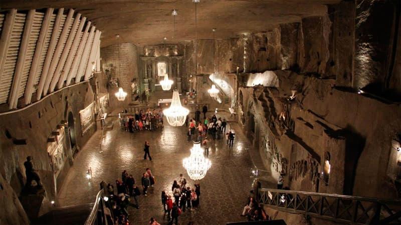 Geografía Pregunta Trivia: ¿En qué país se encuentran las minas de sal de Wieliczka?
