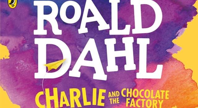 """Kultura Pytanie-Ciekawostka: Jakie dziecko w książce """"Charlie i fabryka czekolady"""" wpadło do czekoladowej rzeki?"""