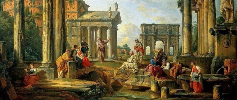 Культура Запитання-цікавинка: Як звали стародавнього римського Бога, що мав два обличчя?