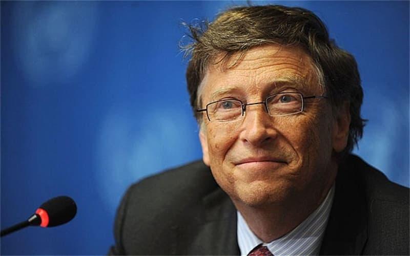 Суспільство Запитання-цікавинка: Яка компанія була заснована Біллом Гейтсом?