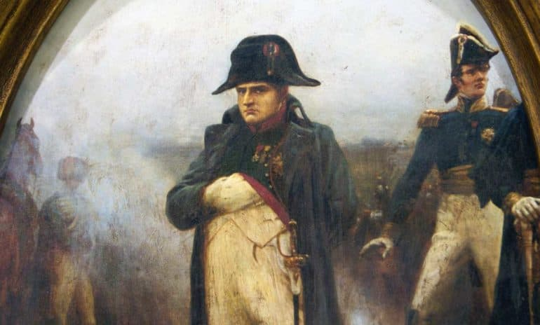 Історія Запитання-цікавинка: Який хімічний препарат, як то кажуть в одній з версій, привів до загибелі Наполеона?