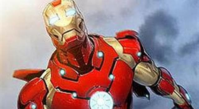 Películas Pregunta Trivia: ¿Qué actor interpreta a Iron Man en las películas de Marvel?