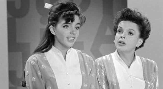 Cultura Pregunta Trivia: ¿Qué actriz de la época dorada de Hollywood es la madre de Liza Minnelli?