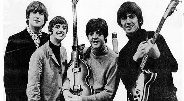 Cultura Pregunta Trivia: ¿Qué Beatle contrajo nupcias en 2002?