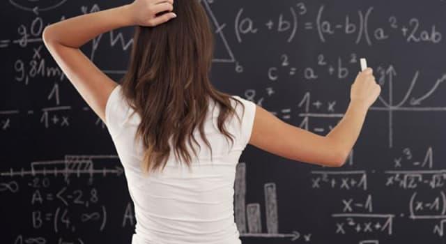 Сiencia Pregunta Trivia: ¿ Qué es un artificio en matemáticas ?
