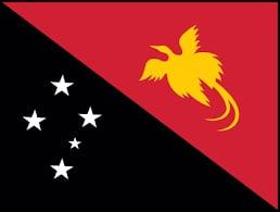 Geografía Pregunta Trivia: ¿Qué nación tiene como bandera la que se muestra en la imagen?