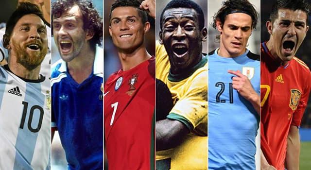 Deporte Pregunta Trivia: ¿Qué selección nacional de fútbol disputó más finales en los campeonatos mundiales?