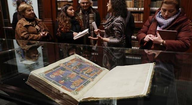 Historia Pregunta Trivia: ¿Qué son los libros incunables?