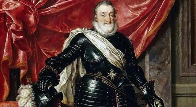 Historia Pregunta Trivia: ¿Qué estableció el Edicto de Nantes?