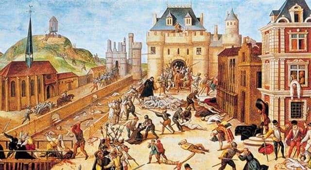 Historia Pregunta Trivia: ¿Quiénes eran los hugonotes?