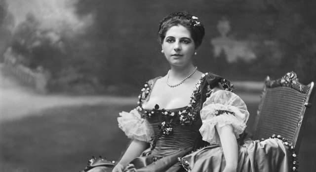 Historia Pregunta Trivia: ¿Quién es la mujer que muestra la foto?