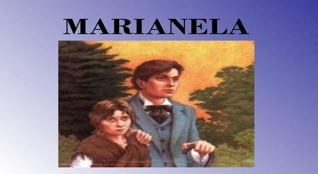 """Cultura Pregunta Trivia: ¿Quién escribió la novela """"Marianela""""?"""