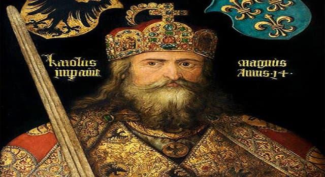 Historia Pregunta Trivia: ¿Quién fue el rey de los francos en el año 768 d.C.?