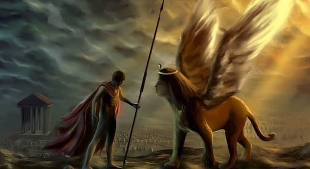 Cultura Pregunta Trivia: ¿Quién fue la única persona que resolvió el enigma de la Esfinge en la mitología griega?