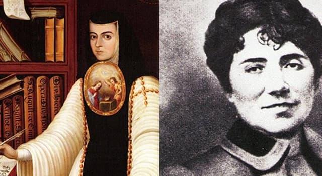Cultura Pregunta Trivia: ¿Quiénes son estas dos escritoras?