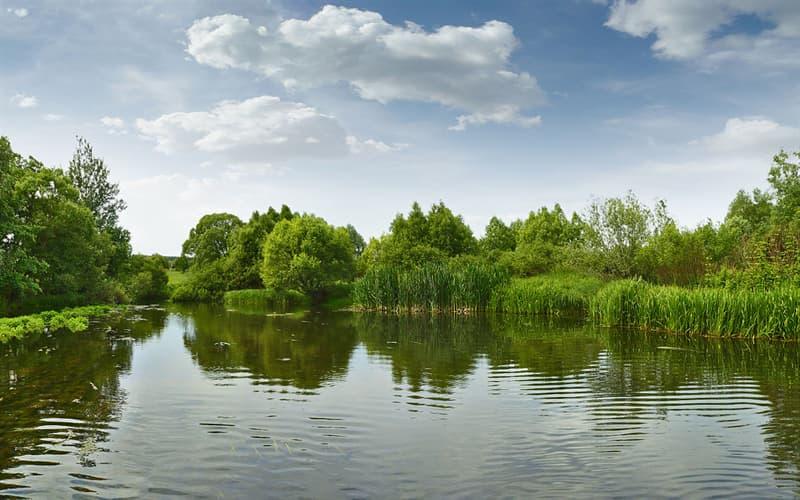 Географія Запитання-цікавинка: Уздовж який річки пролягає місто Саратов?