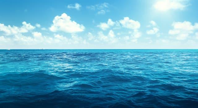 Geographie Wissensfrage: Welcher dieser Ozeane ist der kleinste Ozean der Erde?