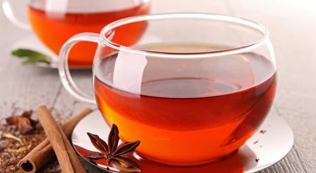 Kultura Pytanie-Ciekawostka: W którym kraju pije się najwięcej herbaty na świecie?
