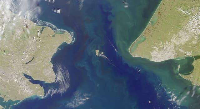 Geographie Wissensfrage: Welche Meerenge verbindet Russland mit Alaska?