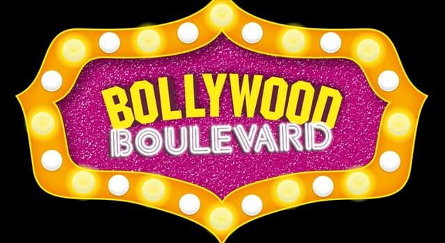 Películas Pregunta Trivia: ¿ A qué país pertenece la industria cinematográfica denominada Bollywood?