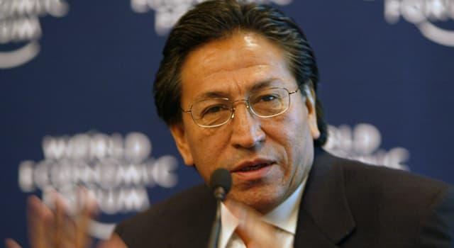 Historia Pregunta Trivia: ¿De qué país Alejandro Toledo fue el primer presidente indígena en 2001?