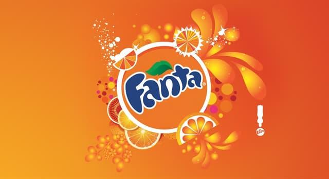 Historia Pregunta Trivia: ¿En qué año se inventó la bebida Fanta?