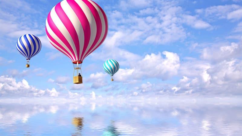 Історія Запитання-цікавинка: Чим брати Монгольф'є наповнили перша повітряна куля, успішно піднявся в повітря?