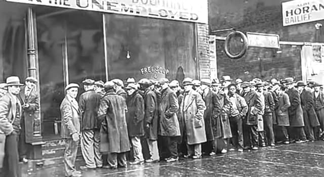 Historia Pregunta Trivia: ¿Cómo se conoce el período de prosperidad que vivió EEUU desde 1923 a 1929?