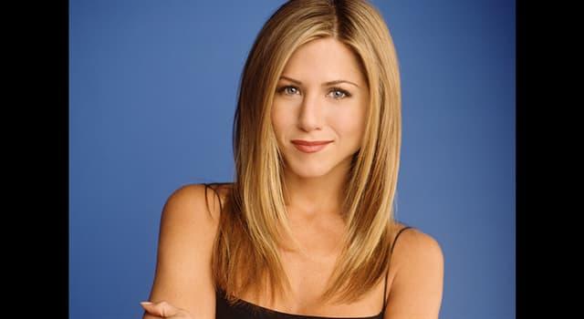 "Películas Pregunta Trivia: En la famosa serie ""Friends""¿Cuál es el nombre del personaje que interpreta Jennifer Joanna Anniston?"