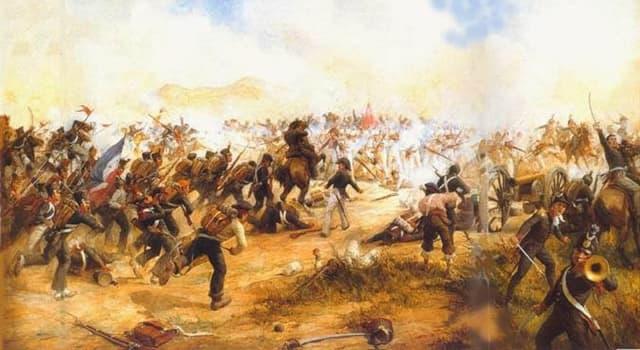 Historia Pregunta Trivia: ¿Cómo se llama el prócer de la Independencia Hispanoamericana que fue ascendido con el título Gran Mariscal de Ayacucho?