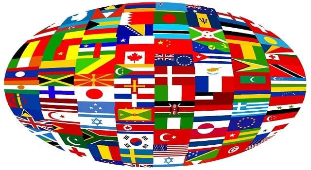 Geografía Pregunta Trivia: ¿Cómo se llama la disciplina que estudia las banderas?
