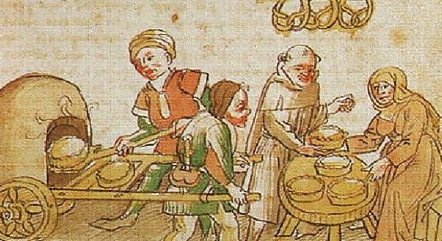 Historia Pregunta Trivia: ¿Cuántos años tiene 'La edad del pan'?