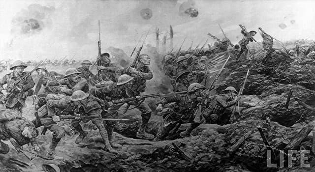 Historia Pregunta Trivia: ¿Cuál de estas batallas no sucedió en la Segunda Guerra Mundial?