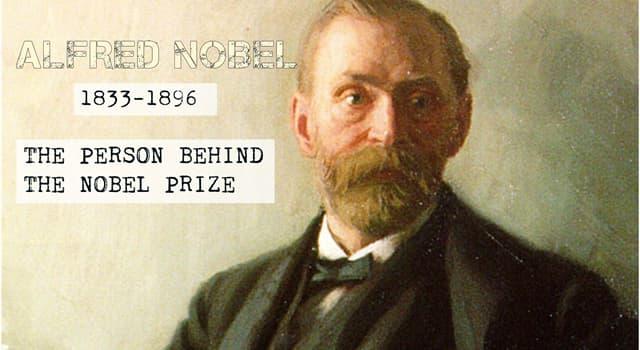 Cultura Pregunta Trivia: ¿Cuál de las siguientes afirmaciones sobre Alfred Nobel es correcta?