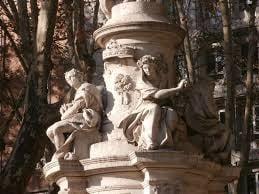 Geografía Pregunta Trivia: ¿Cuál de las siguientes fuentes no está ubicada en la ciudad de Roma?