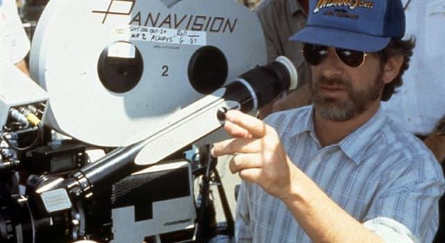Películas Pregunta Trivia: ¿Cuál de las siguientes películas no fue dirigida por Steven Spielberg?