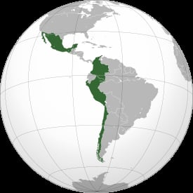 Geografía Pregunta Trivia: ¿Cuál de los siguiente países no forma parte de la Alianza del Pacífico?