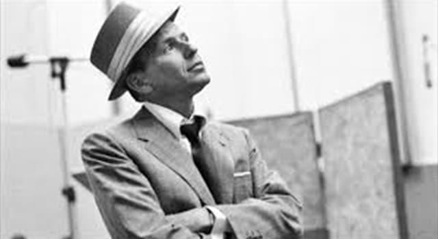 """Cultura Pregunta Trivia: ¿Cuál de los siguientes artistas no participó con Frank Sinatra en la grabación del album """"Duets""""?"""