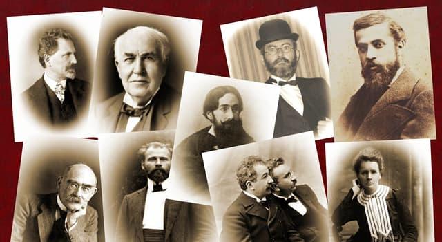 Cultura Pregunta Trivia: ¿Cuál de los siguientes inventos es de origen inglés?