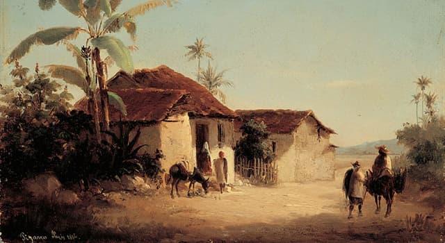 Cultura Pregunta Trivia: ¿Cuál de los siguientes pintores impresionistas residió varios años en Venezuela antes de hacerse famoso?