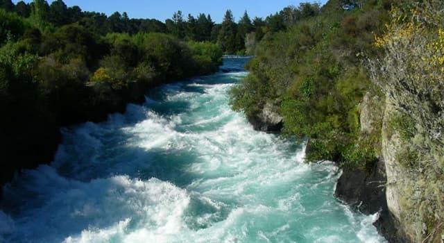 Geografía Pregunta Trivia: ¿Cuál de los siguientes ríos españoles desemboca en el Mediterráneo?