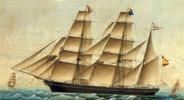 Historia Pregunta Trivia: ¿Cuál es el nombre del barco que se halló misteriosamente sin tripulación en altamar en 1872 cerca de la costa de las Azores?