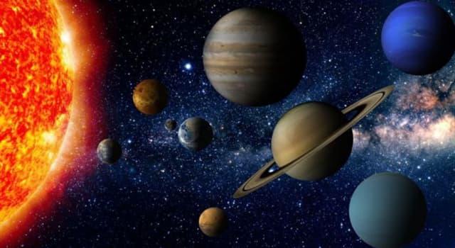 Сiencia Pregunta Trivia: ¿Cuál es el planeta de nuestro Sistema Solar, que tiene su eje de rotación más inclinado respecto de la trayectoria de su órbita alrededor del Sol?