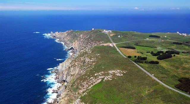 Geografía Pregunta Trivia: ¿Cuál es el punto más septentrional de la Península Ibérica?