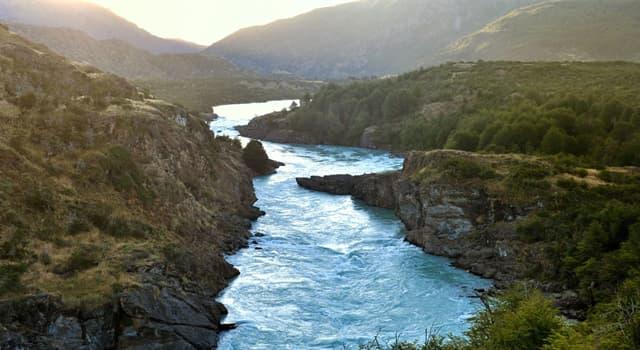 Geografía Pregunta Trivia: ¿Cuál es el río más largo del mundo?