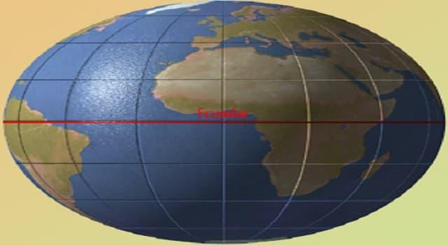 Geografía Pregunta Trivia: ¿Cuál es el tamaño aproximado del circulo del ecuador?
