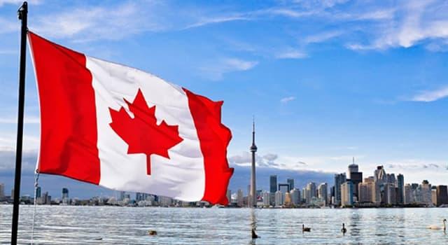 Geografía Pregunta Trivia: ¿Cuál es la capital de Canadá?