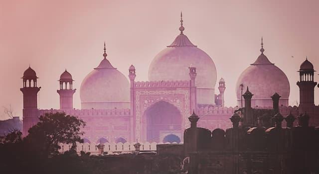 Geografía Pregunta Trivia: ¿Cuál es la capital de la República Islámica de Pakistán?